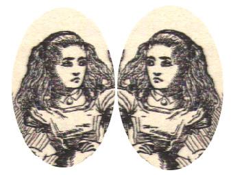 Alice acqua - Alice dentro lo specchio ...